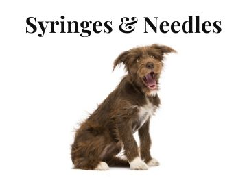 Syringes and hypodermic needles