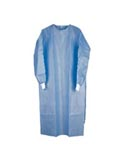 Disposable Poly Surgical Gowns -non-sterile